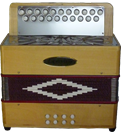 Accordéon LORENZY